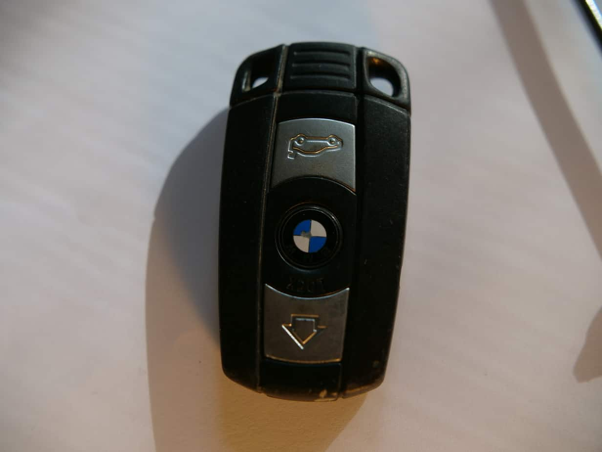 BMW Rectangular Shape Key (Non-Comfort Access) Battery