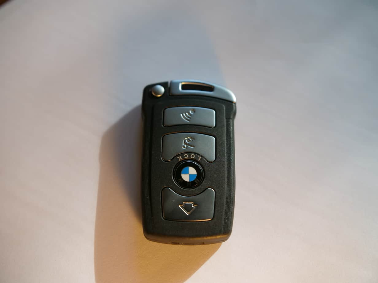 BMW T Shape Key (Non-Comfort Access) Battery