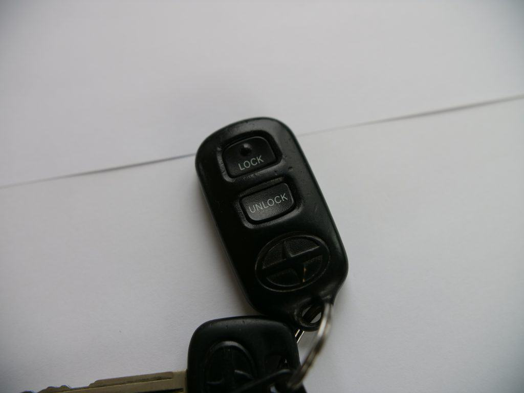 Replacing the Scion xA Keyless Remote Battery
