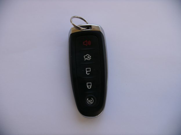 Ford Slim Smart Key Battery