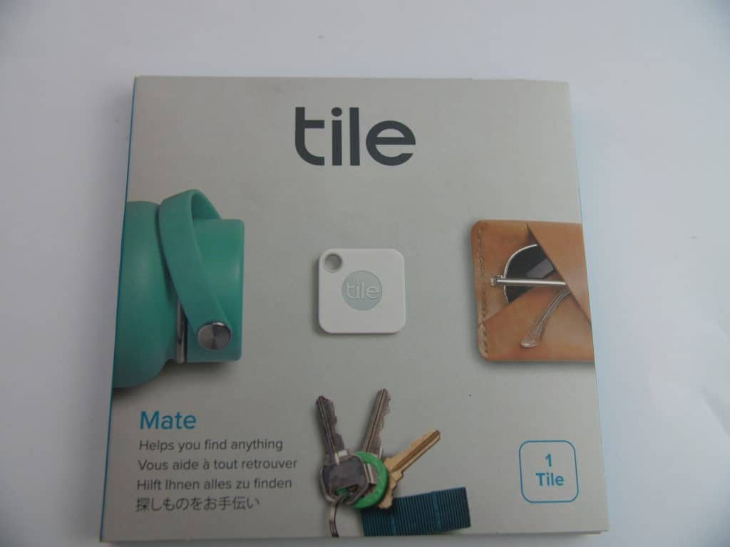 Tile Mate Battery